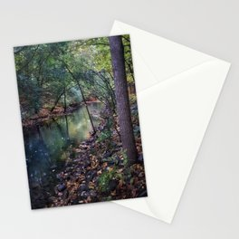 Surreal Forest Stationery Cards