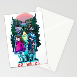 Not What He Seems Stationery Cards