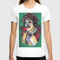 gentleman T-shirts featuring Gentleman  by Tamara Jane Lenz