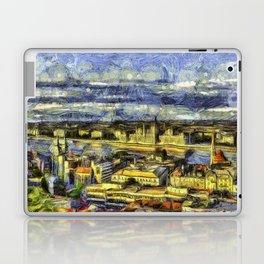 Budapest Vincent Van Gogh Laptop & iPad Skin