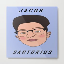 Jacob Sartorius Metal Print