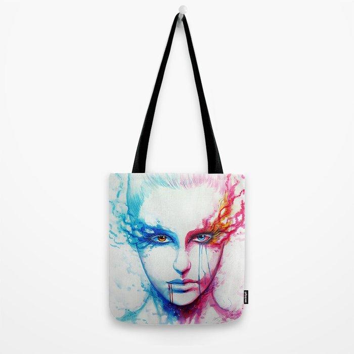 """""""Bipolarity"""" Tote Bag"""
