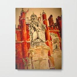 Hampton Court Metal Print