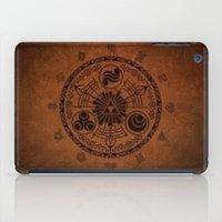 the legend of zelda iPad Cases featuring The Legend Of Zelda by Electra