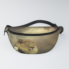 The Lion & the Lamb Fanny Pack