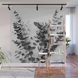 Eucalyptus Leaves Wall Mural