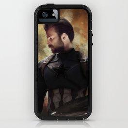 Cap Hero iPhone Case