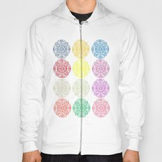 Repetition Hoody
