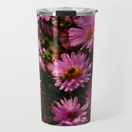 Wild Chrysanthemum Travel Mug