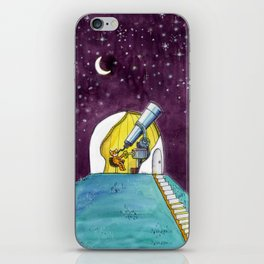 The Observatory iPhone Skin