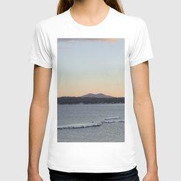 Lake and mountain T-shirt