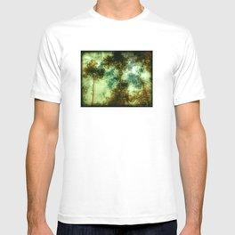 Forest Memories In Green T-shirt