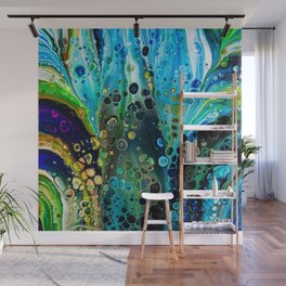 Fruit of the Sea Wall Mural