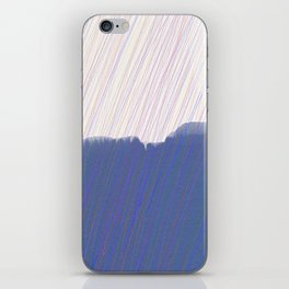 Rain Hills iPhone Skin