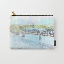 Hot Metal Bridge Carry-All Pouch