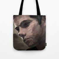 dylan Tote Bags featuring dylan by Finduilas