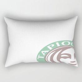 Tapioca Tea Rectangular Pillow
