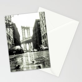 Brooklyn NYC DUMBO Stationery Cards