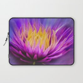 Clematis on Fire Laptop Sleeve