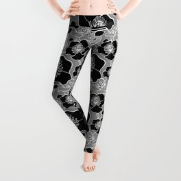 Trollius Pumilus Leggings