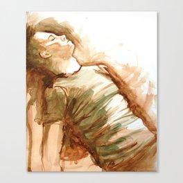 Monochromatose Canvas Print