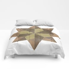 Geometrical Abstract [Alternate] Comforters