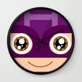 Adorable Hawkeye Wall Clock