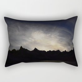 Cerro Catedral Rectangular Pillow