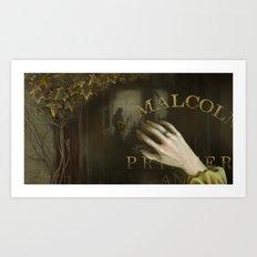 Print Shop Art Print