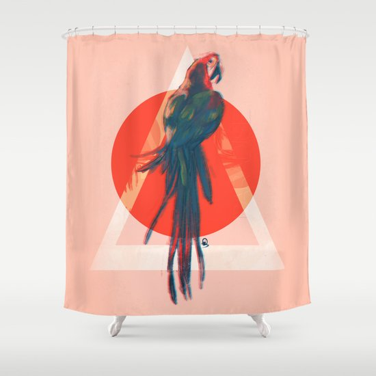 Para Shower Curtain