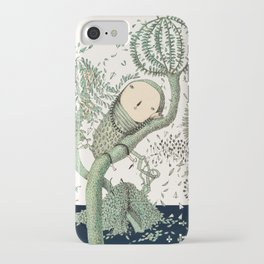 My Green Memory iPhone Case