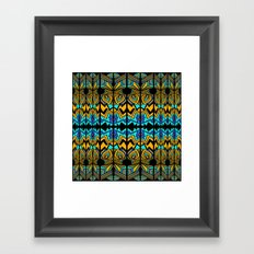 Geometric_04_analuisa Framed Art Print