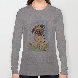 KINGPUG Long Sleeve T-shirt