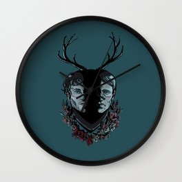 SAVE HANNIBAL Wall Clock