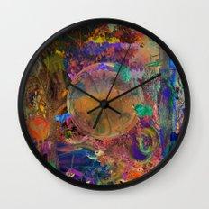 Cortex Wall Clock