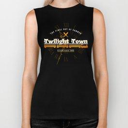 Twilight Town Biker Tank