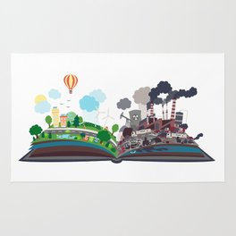 EcoBook Rug