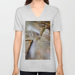 In the mood of zen iv Unisex V-Neck