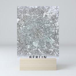 Berlin City Map Mini Art Print