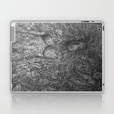 White Midnight Laptop & iPad Skin