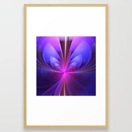 Angel dream Framed Art Print