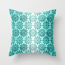 Majorelle Throw Pillow
