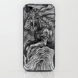Horse Guardian iPhone Skin
