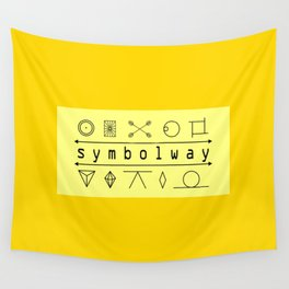 SYMBOLWAY Wall Tapestry