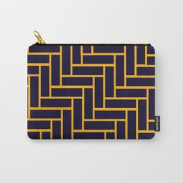 Yellow way Carry-All Pouch