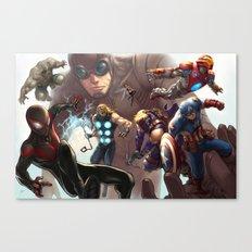 Ultimates Canvas Print