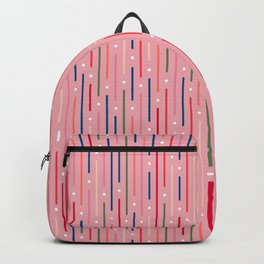 Colourful Lines 3 Backpack