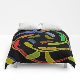 Endless Pursuit Comforters