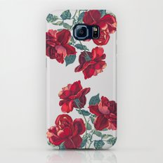 Red Roses Galaxy S6 Slim Case