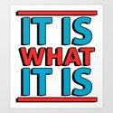 It Is What It Is by lilbird